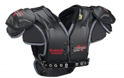 Riddell JPK+ All Purpose Shoulder Pad – $189.99