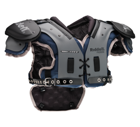 Riddell Phenom Shoulder Pads – $159.99